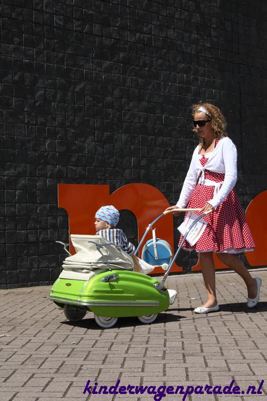 Kinderwagenparade Lelystad 2012